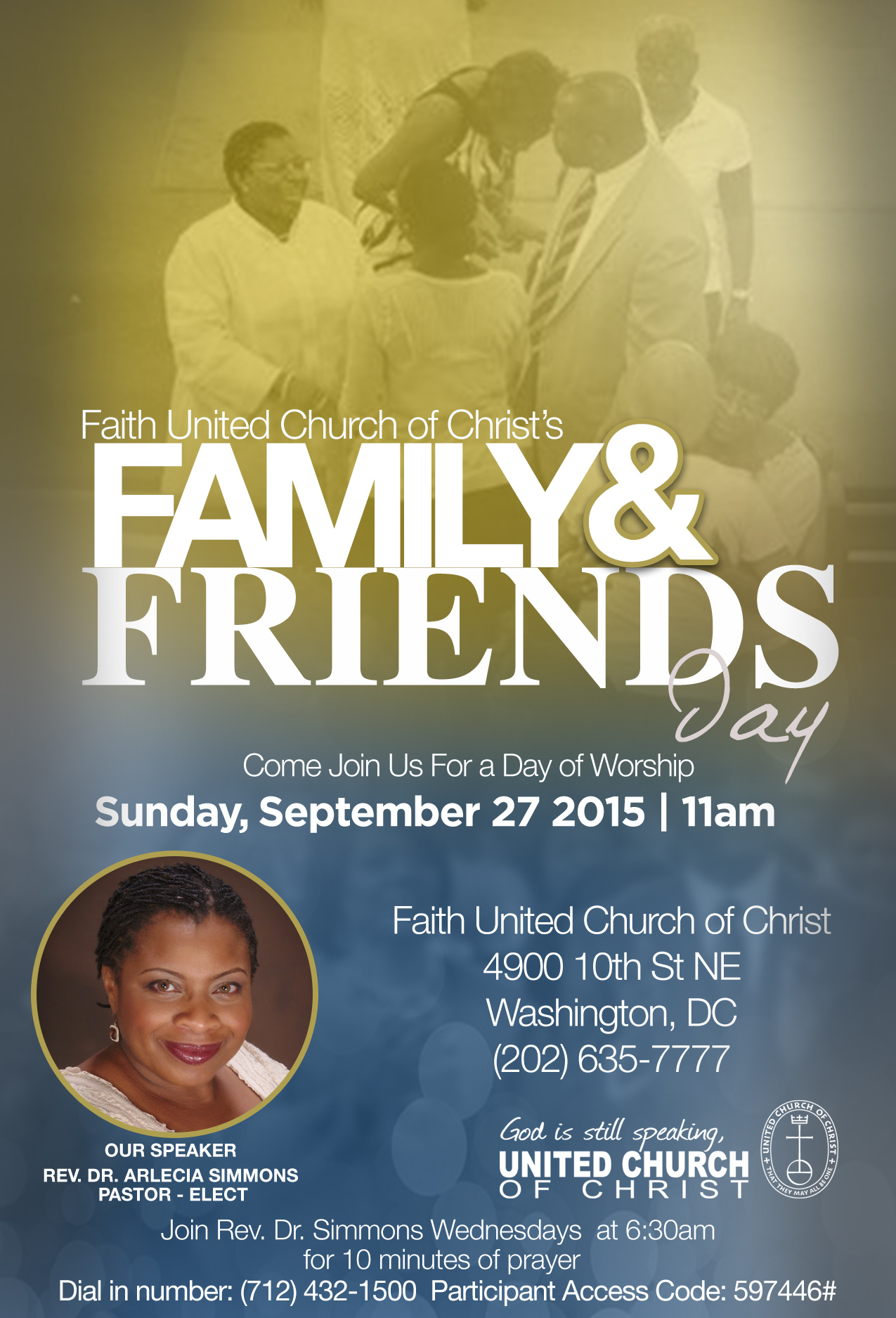 Family And Friends Day 2015 Faith United Church Of Christ